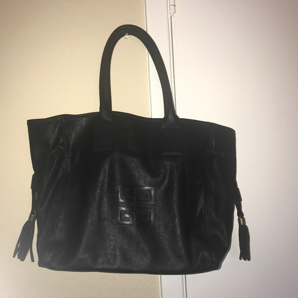 d5eecb49aea3 Givenchy Handbags - Authentic Givenchy parfums tassel tote shopper bag